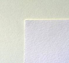 The color of watercolor paper varies between manufacturers and types of paper, as this photo clearly shows. The samples are from a Moleskine watercolor notebook cold-pressed (left) and Veneto rough by Hahnemuhle (right). Best Watercolor Paper, Watercolor Projects, Watercolour Tutorials, Watercolor Techniques, Watercolor Print, Painting Techniques, Watercolor Paintings, Learn Art, Learn To Paint