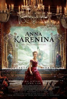 Poster for Anna Karenina