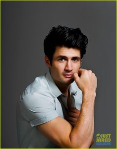 James Lafferty is Hotter Than Ever for JJ Spotlight! (Exclusive)