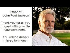 A Farewell to God's Prophet, John Paul Jackson - YouTube