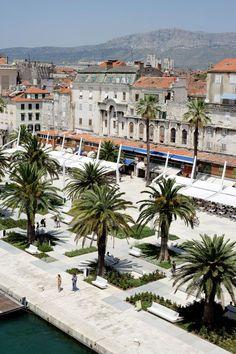 Riva Split Waterfront by 3LHD Architects, in Split, Croatia.