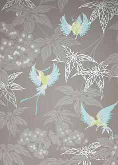 Kolibri Tapete Grove Garden 22W560305