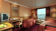 Chateau Lafayette Nile cruise twin cabin