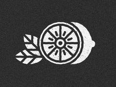 Lemon by Fredrik Andresen #Design Popular #Dribbble #shots