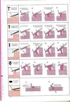 Журнал Узоры и техника крючком (le Crochet Facile) - Вяжем сети - ТВОРЧЕСТВО РУК - Каталог статей - ЛИНИИ ЖИЗНИ