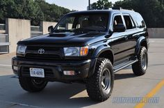 Third gen Toyota 4Runner