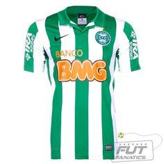 Nova Camisa do Coritiba!