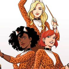 Books: Josie & the Pussycats reboot comic coming this September