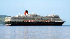 Queen Elizabeth ~ Refreshed Queen Elizabeth Emerges from Drydock – Video Tour | Popular Cruising (Image Copyright © Cunard Cruise Line)