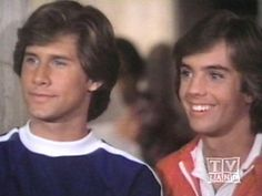 Hardy Boys television show I sooooo LOVED Shaun cassidy! I can remember watching the very first episode!