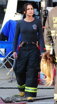 Chicago Fire: Paramedic Dawson | Shared by LION