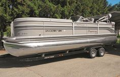 How to get a great polish on your 'toons Sky's monthly how-to | Pontoon & Deck Boat Magazine