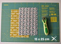 By MiekK: Tutorial: Portemonneetje Naaien Sewing Projects, Sewing Patterns, Diy Crafts, Purses, Knitting, How To Make, Blog, Sew Bags, Wallets