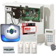 Commercial #alarm systems for businesses in and around #London. Our range of commercial alarm systems include reliable brands such as #Honeywell Galaxy and #Texecom Premier with communication options such as #Redcare or #Dualcom and Grade 2, 3 or 4 https://www.eaglesecuritysolutions.co.uk/commercial-alarms/