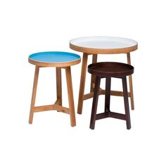 Table D appoint Airy 3/set Kare Design KARE DESIGN