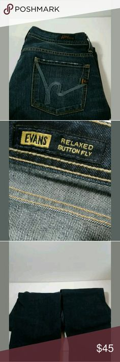 "Citizens of Humanity Jeans Like new, no flaws ""Evans "" Relaxed Button Fly Actual measurements 32/30  9"" leg opening  Cut# 4473  Style# 606-003 Citizens Of Humanity Jeans Relaxed"