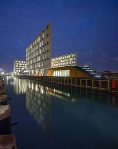 UN City by 3XN #architecture