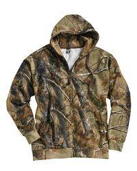 Camo  Realtree  Full zip Hoddie sweatshirt by EliteDesignzz