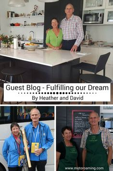 Guest Blog Heather and David Fulfilling our Dream
