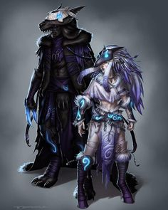 #wolf #lamb #kindred #leagueoflegends #riotgames #cosplay #armordesign #gaming by devilzsmile.com #devilzsmile