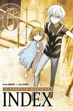 A Certain Magical Index, Vol. 6 by Kazuma Kamachi I Love Anime, All Anime, Me Me Me Anime, Manga Anime, A Certain Scientific Railgun, A Certain Magical Index, My Little Monster, Deadman Wonderland, Manga Books