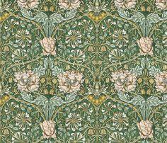 wm6 fabric by unseen_gallery_fabrics on Spoonflower - custom fabric