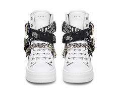 Amiri Mens High Top - Sneakerboy