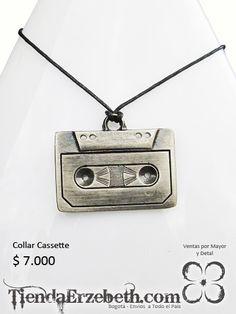 collar cassette cinta grabacion bogota envios medelli cali manizales pereira armenia pasto ibague colombia