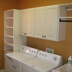 La lavandería= laundry room