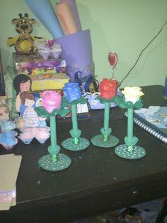 lapiceros decorados