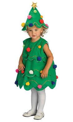 Little Christmas Tree Costume