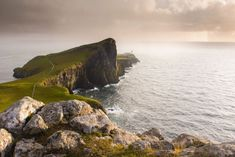 Neist Point Lighthouse - Neist Point, Isle of Skye