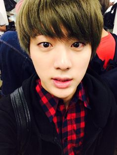 Jin - BTS twitter update 21/5/2015 -------------내일 봐여 아미아미아미아미아미아미아미아미아미아미아미아미