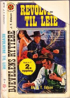 """Trigger Fast"" av J. T. Edson Comic Books, Comics, Reading, Cover, Cold, Reading Books, Cartoons, Cartoons, Comic"
