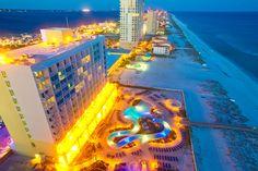 Holiday Inn Resort Beachfront Hotel Pensacola Beach Florida Family Fun Destination Pensacolabeach