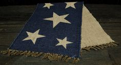 American Parade Table Runner is by long. Primitive Crafts, Primitive Decorations, Horse Tack, Red White Blue, Fourth Of July, Best Sellers, Bohemian Rug, Seasons, Holidays