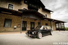 VW Rabbit Mk1 USA - BBS RS (Italy)