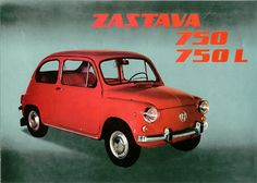 Zastava Zastava 650 AN photos. Zastava Zastava 650 AN photos - one of the models of cars manufactured by Zastava Fiat Models, Fiat 600, Car Posters, Car Advertising, Futuristic Cars, Maybach, Car Humor, Alfa Romeo, Cars And Motorcycles