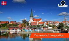 Denmark is a country that attracts many people from all over the world. Each year thousands of people immigrate to Denmark to explore its career and job opportunities. Denmark Immigration, All Over The World, Career, Explore, Country, People, Carrera, Rural Area, People Illustration