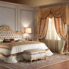 How to choose the best styles for your bedroom designs new bedroom design ideas and bedroom decorations fashionable bedroom colors ideas and how to designing your bedroom with your own with this new bedroom designs 2019 Bedroom Styles, Bedroom Colors, Bedroom Decor, Classic Furniture, Luxury Furniture, Deco Baroque, Carved Beds, Design Your Bedroom, Bedroom Designs