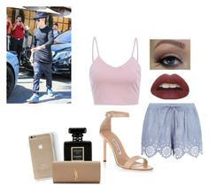 """Out with Justin Bieber"" by jstyles-628 on Polyvore"