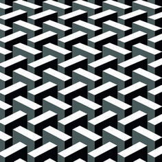 Design Movements - Op Art - Everything you Need to Know. Geometric Patterns, Graphic Patterns, Geometric Designs, Textile Patterns, Geometric Shapes, Print Patterns, Graphic Design, Monochrome Pattern, Black White Pattern