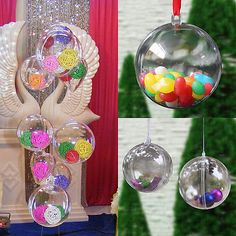 Plastic Ball Ornament Decorating Ideas How To Make A Chinese Fortune Ornament Chineseasian Themed