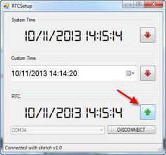 Luca vient de créer RTCSetup, il s'agit d'un petit utilitaire bien pratique pour mettre à l'heure vos modules RTC DS1307 sur Arduino. L'ensemble est composé d'un sketch à télécharger sur la carte Arduino et un programme à exécuter sur le …