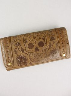 Day of the Dead / Skull Wallet