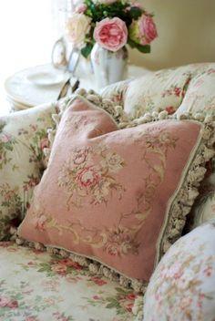 Pretty Pillow...