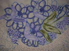 Poentles, romanian point lace - Aleksandra Markovic - Álbumes web de Picasa
