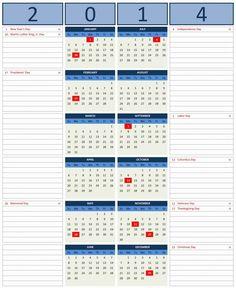 ... Calendar 2016 on Pinterest | Calendar, Holiday calendar and Templates