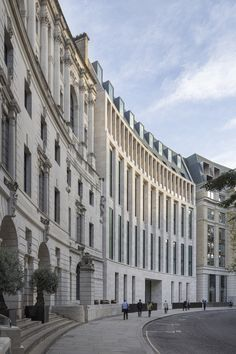 Image 1 of 18 from gallery of 8 Finsbury Circus / WilkinsonEyre. Photograph by Dirk Lindner