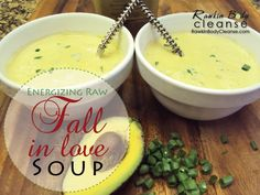 Energizing Raw Fall In Love Soup on http://www.rawkinbodycleanse.com/#!BLOG/c21i2/energizing-raw-fall-in-love-soup